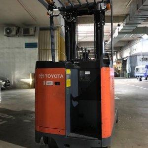 Toyota Reachtruck