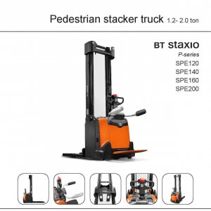 BT Stacker
